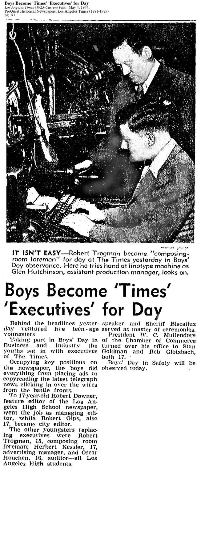 MAY 4, 1944